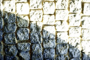 Granit-Kleinpflaster